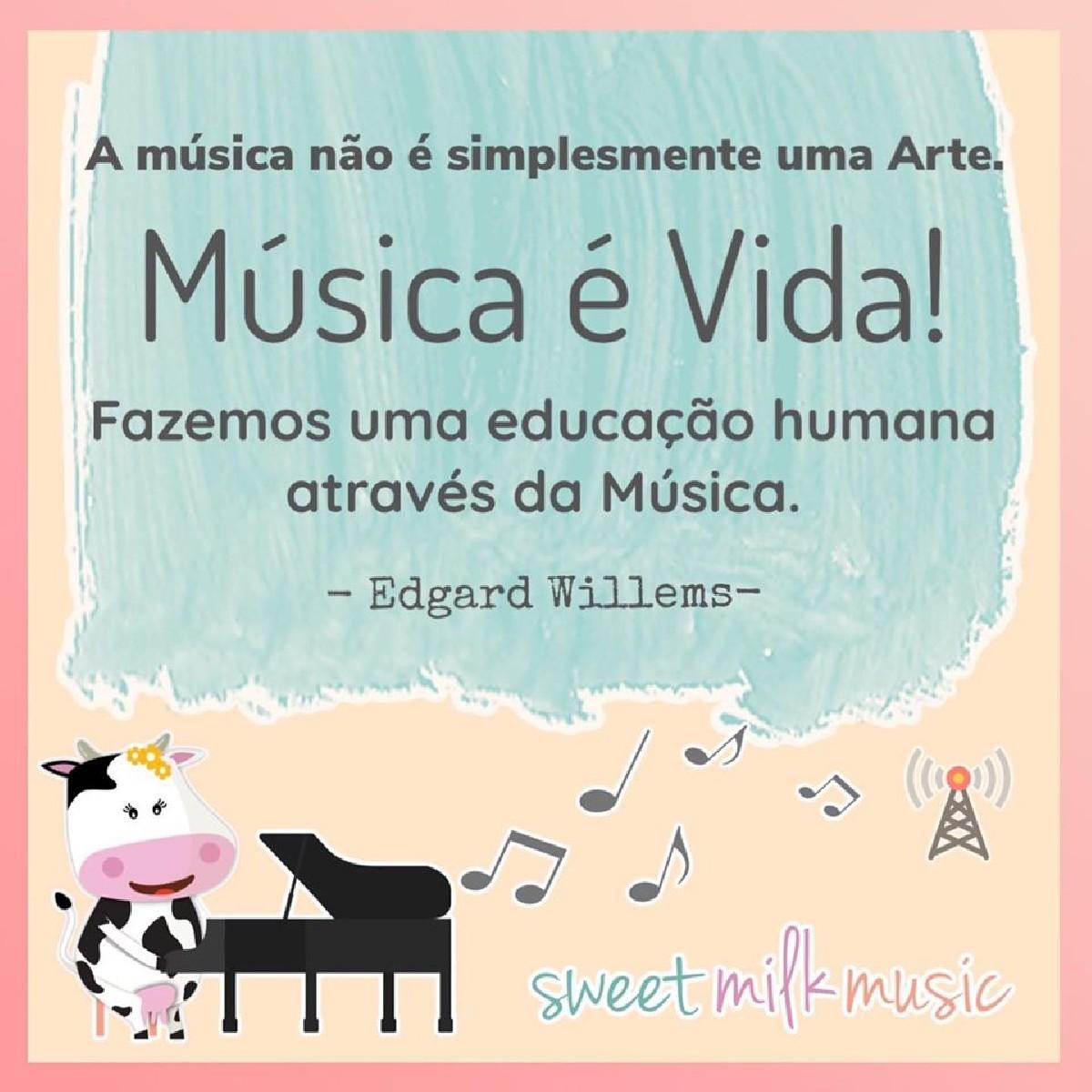 Música & Harmonia - Sweet Milk